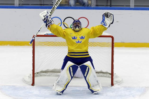 Olympic Hockey Schedule 2014: TV Info and Team Medal Predictions for Day 16