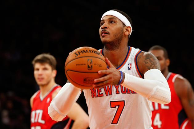 New York Knicks vs. Atlanta Hawks: Live Score and Analysis