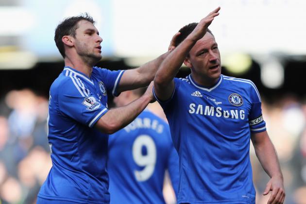 Chelsea vs. Everton: Score, Grades and Post-Match Reaction