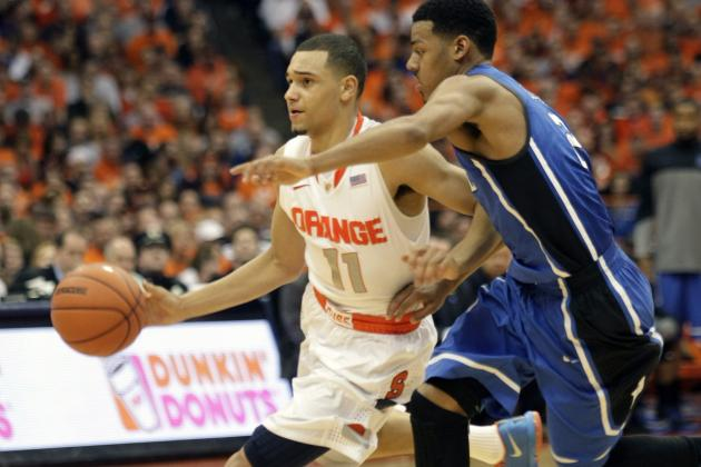 Syracuse Orange vs. Duke Blue Devils Betting Odds, Preview, Trends