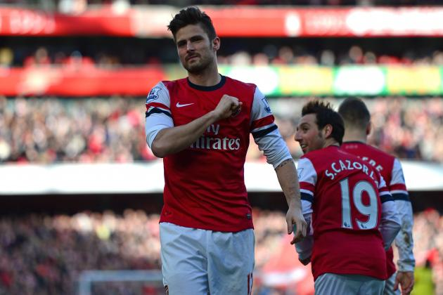 Arsenal vs. Sunderland: Score, Grades and Post-Match Reaction