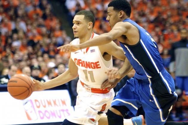 Syracuse vs. Duke: Keys for Each Team Avoiding Second Straight Defeat