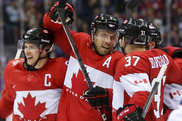 Breaking Down the Canadian Olympic Hockey Team's Stellar Defense in Sochi