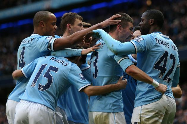 Manchester City vs. Stoke City: Score, Grades and Post-Match Reaction
