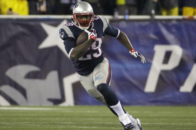 Patriots Offseason Questions: Let Running Back LeGarrette Blount Walk?