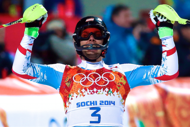 Olympic Men's Slalom Results 2014: Alpine Skiing Medal Winners and Times