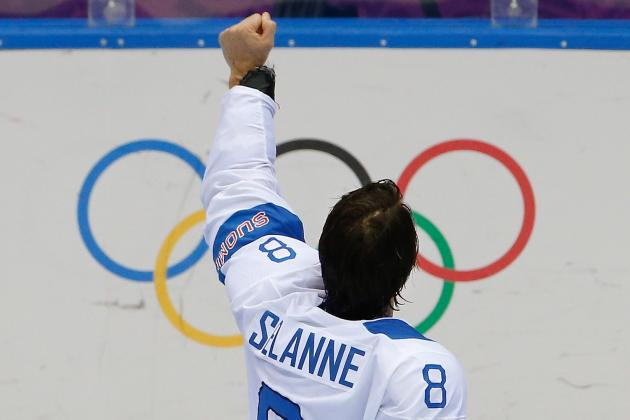 Olympic Hockey 2014: Finnish Flash Teemu Selanne Cements His Legacy