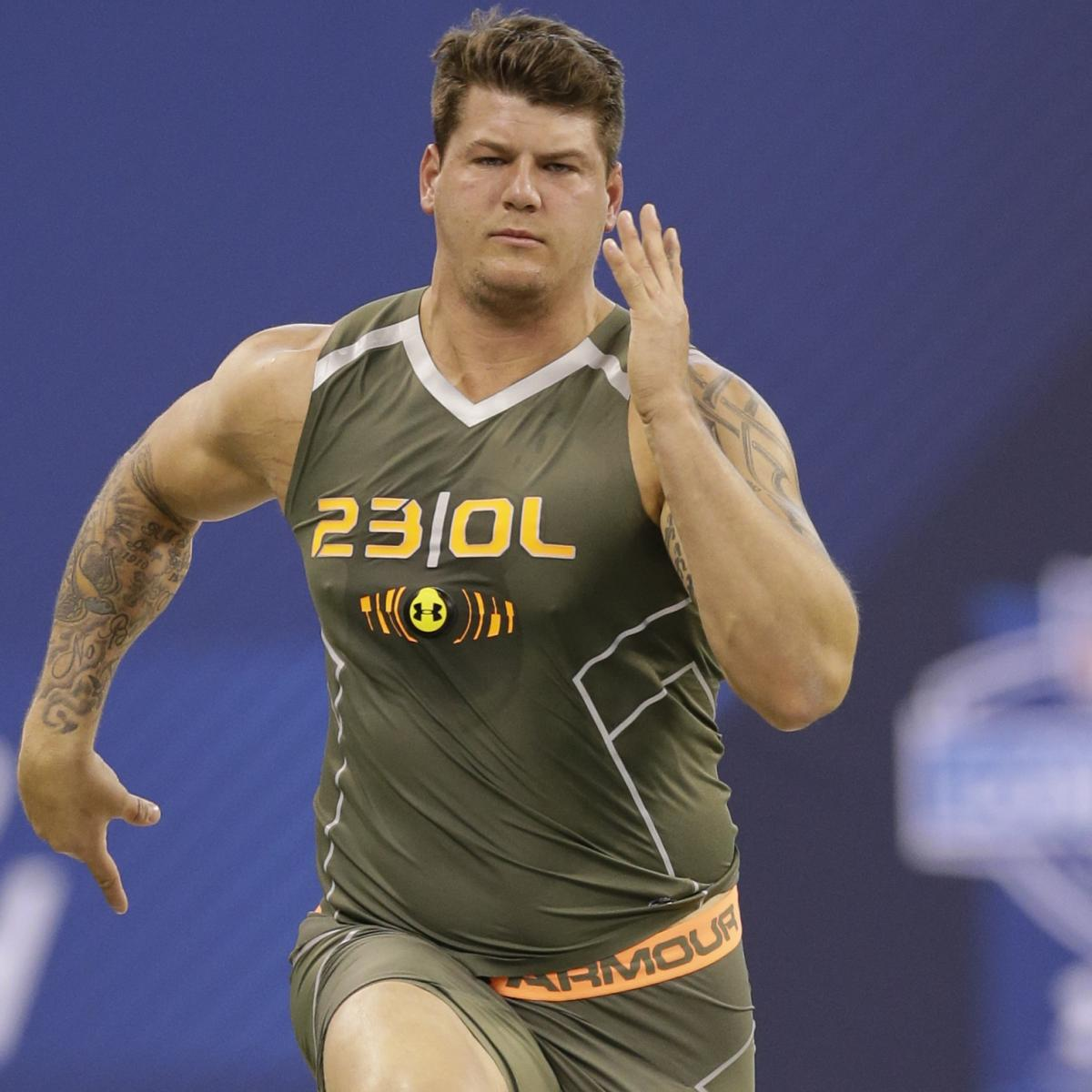 taylor lewan scouting combine results and instant