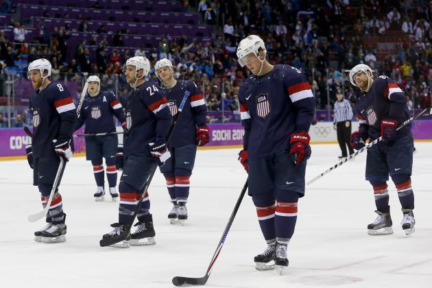 Sochi Winter Olympics 2014: Team USA Highlights for Day 15