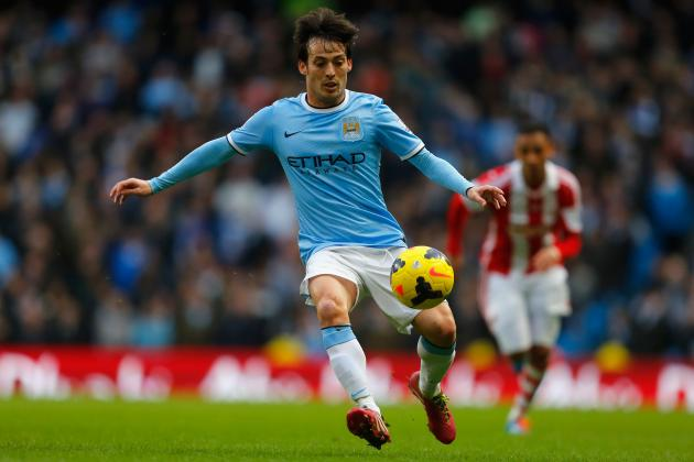 Man City Keep Pace in Title Race, but Flat Performance vs. Stoke Raises Concerns