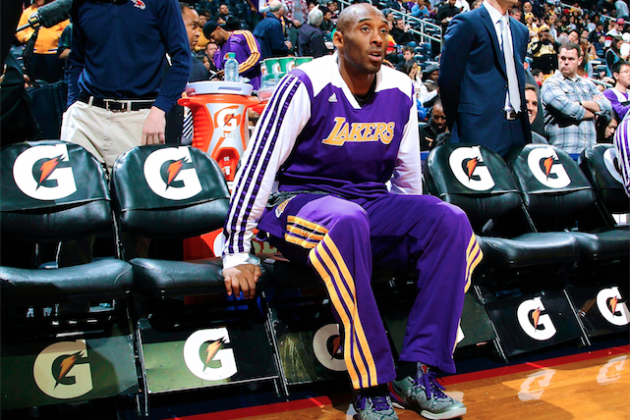 The One Matchup Kobe Bryant Probably Won't Win and the Rematch He Might