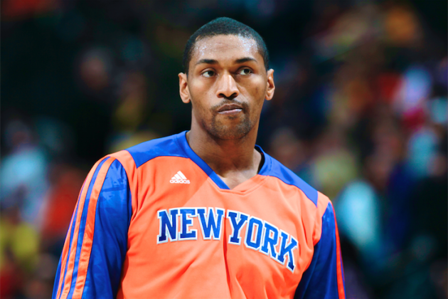 Metta World Peace's Brother Calls Knicks 'Trash Organization' on MWP's Way out