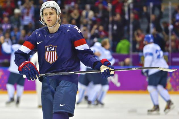 Olympic Hockey 2014: What Went Wrong for Team USA?