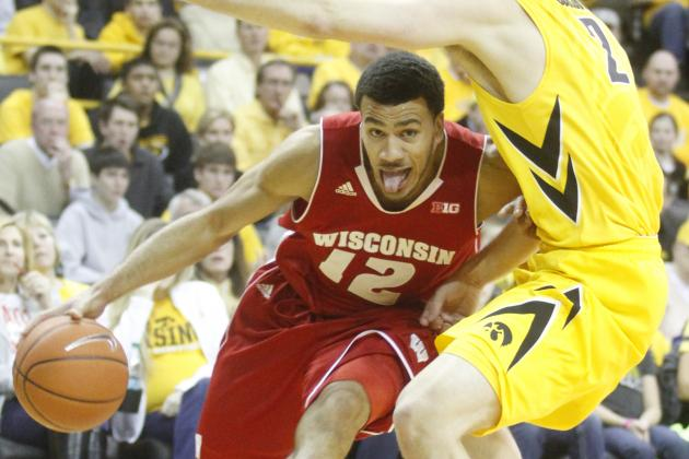 Badgers Upset No. 15 Iowa on the Road
