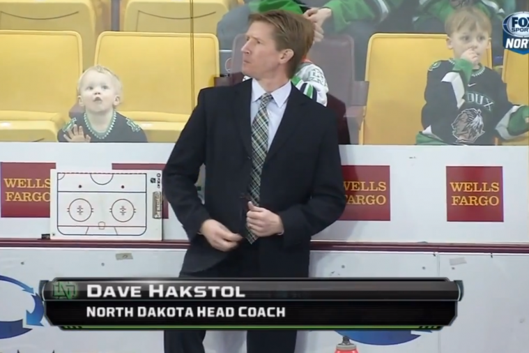 Hockey Coach Gets Videobombed by Kids Picking Nose, Breathing on Glass