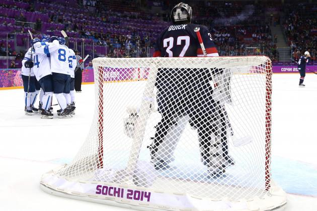 U.S. Olympic Hockey Team: Biggest Lessons Learned from Finland Loss