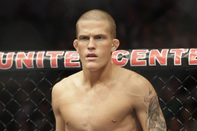 UFC 170: Bouts with Best Chance to End in Knockout