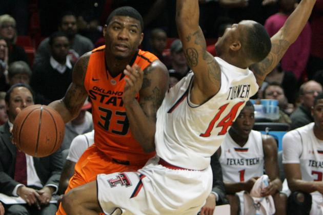 Smart Returns, Leads OK State in 84-62 Rout