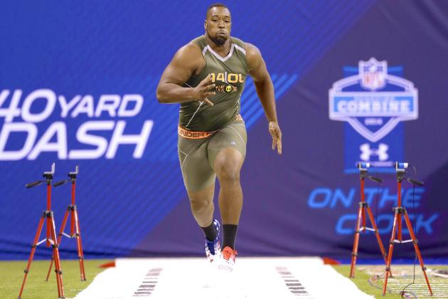 NFL Combine 2014: Day 3 Results, 40 Times and Recap