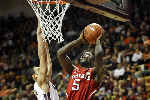 NC State Knocks off Virginia Tech 71-64