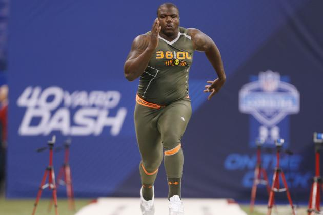 NFL Combine 2014: Day 3 Notebook