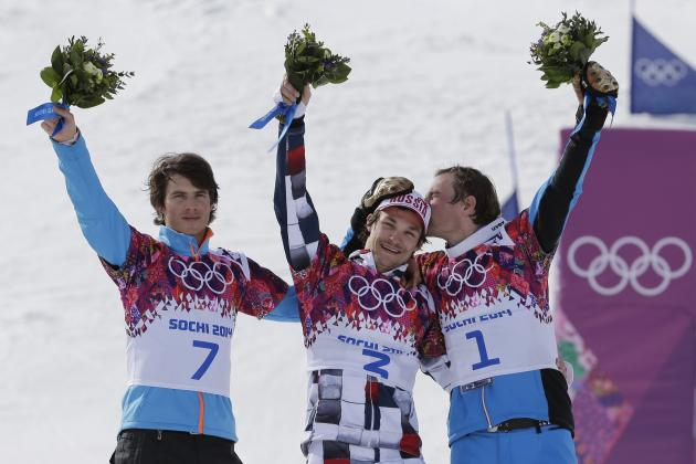 Sochi Medal Count 2014: Latest Reaction and Standings for Day 15 Results