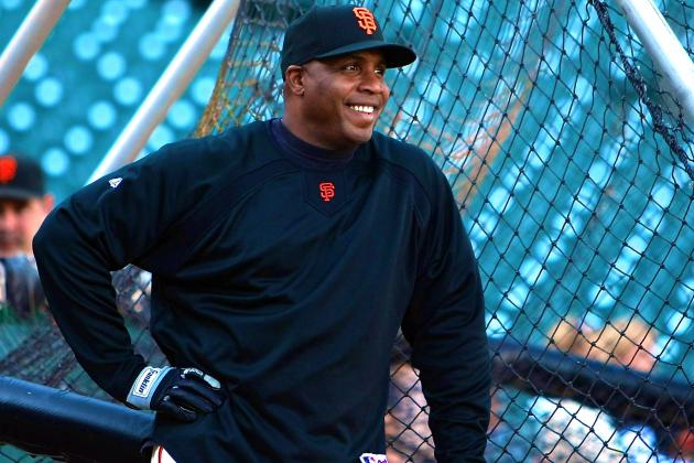 Barry Bonds Will Be Special Instructor for San Francisco Giants