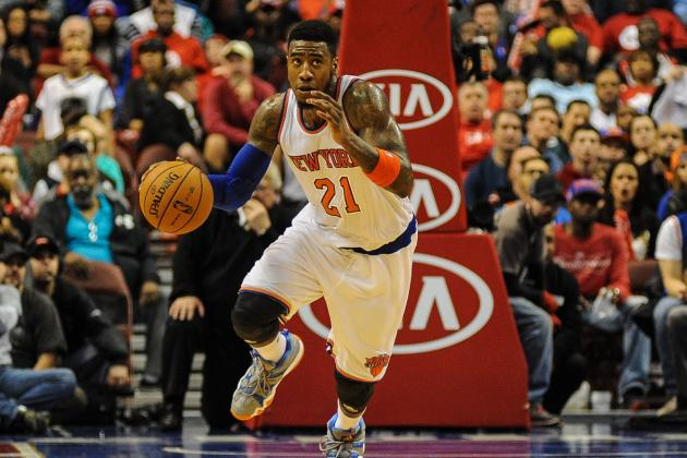 Iman Shumpert: Playing for 2014 Knicks More Frustrating Than Not Playing at All