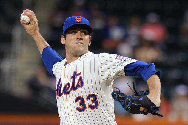 Harvey Plays Catch for First Time Since Tommy John Surgery