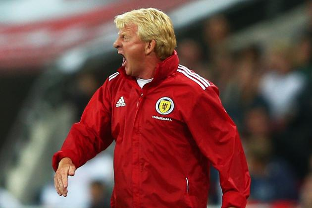 Scotland Manager Won't Go the Distance to Prepare for Euro 2016