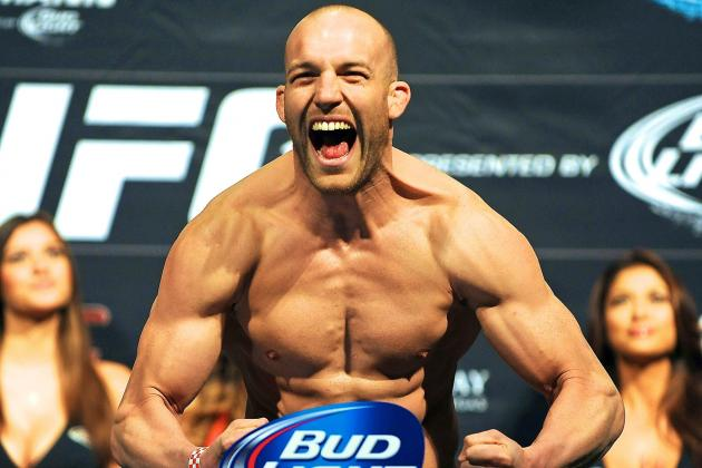 Patrick Cummins: How an Unknown Made UFC 170 More Interesting