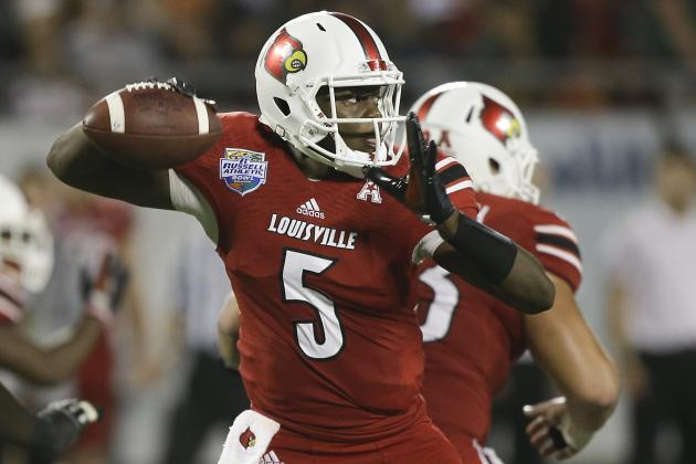 Teddy Bridgewater Is Still the 2014 NFL Draft's Top Quarterback Prospect