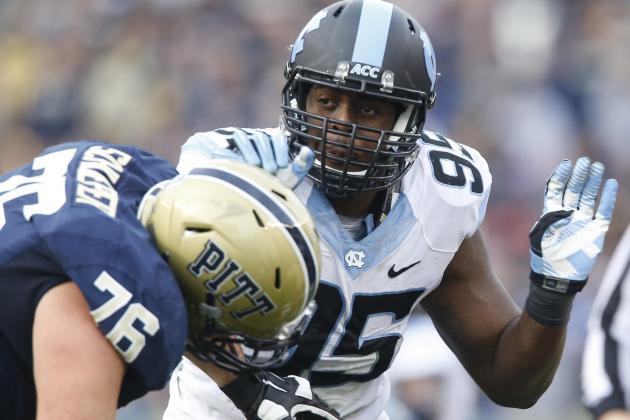 Two Broncos Inspire Draft Prospect