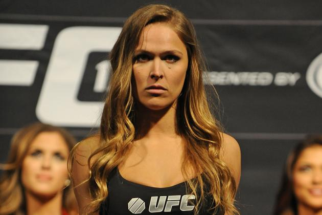 UFC 170 Live Streaming: How to Watch Rousey vs. McMann Online