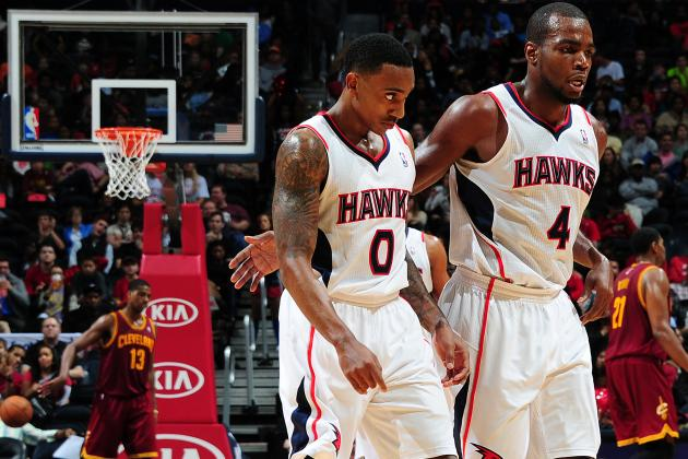 Teague In, Millsap out vs. Knicks