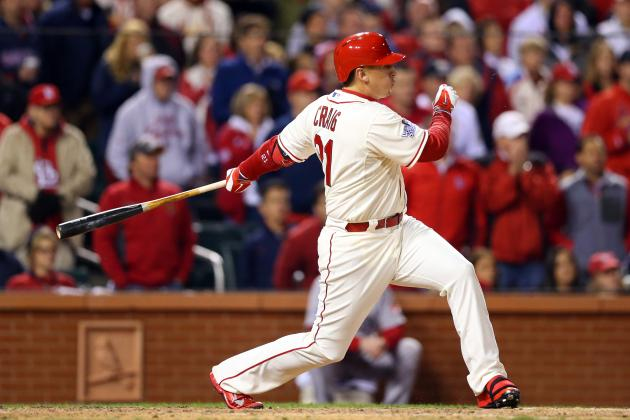 St. Louis Cardinals Looking for Home Run Rebound in '14