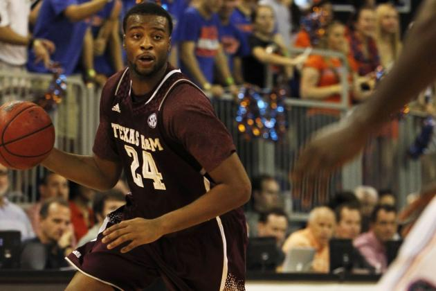 Texas A&M Forges Past Tennessee 68-65 in OT