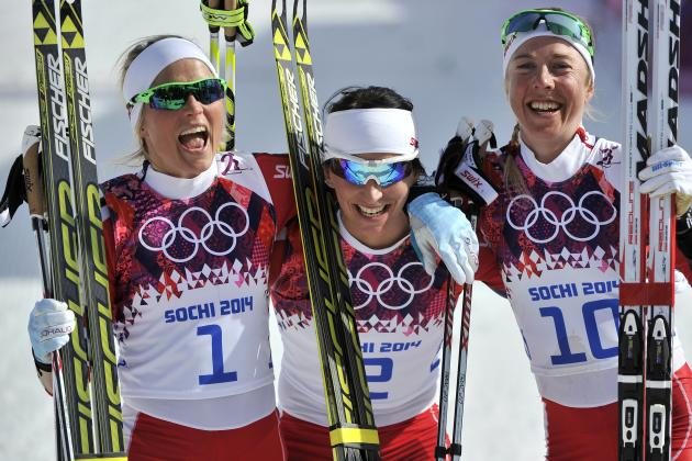 Olympics 2014 Results: Medal Winners and Highlights from Each Event After Day 15