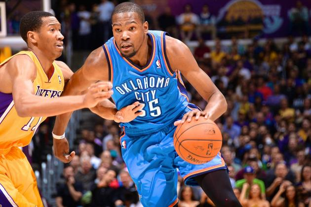 Can Kevin Durant Be Stopped?