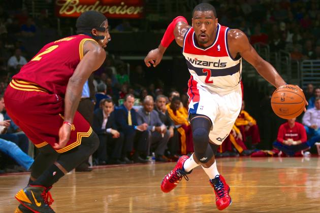 John Wall or Kyrie Irving: Who Ya Got?