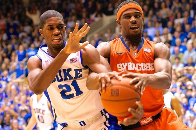 Syracuse vs. Duke: Live Score, Highlights and Reaction