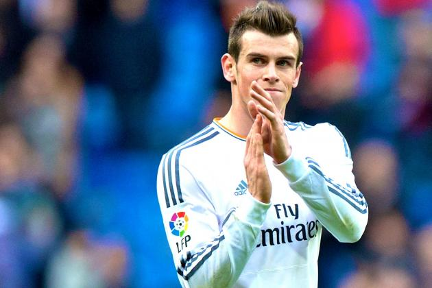 Bale Silences Critics With Sublime Goal Against Elche