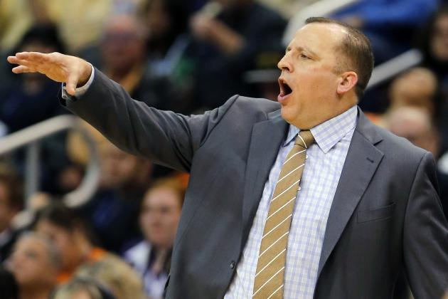 Should Tom Thibodeau Win NBA Coach of the Year Yet Again?