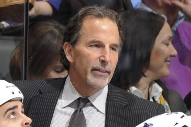 "Tortorella Using ""Analytics"" to Prove Theory on How Canucks Need to Score"