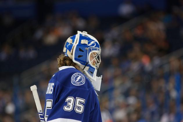 Tampa Bay Will Cut Ties with Syracuse Crunch Goalie Riku Helenius
