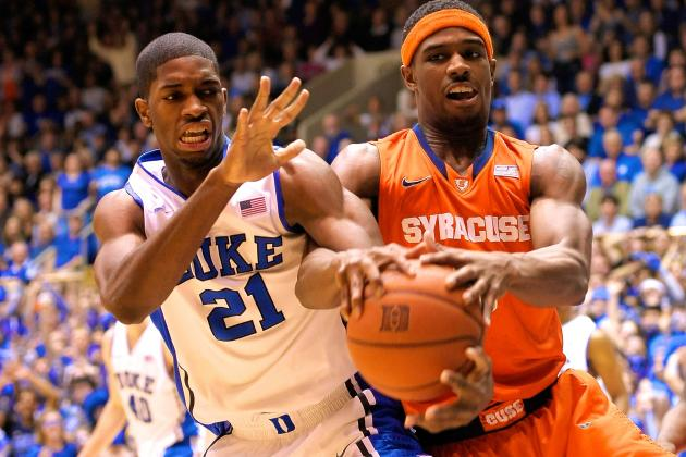 Syracuse vs. Duke: Score, Grades and Analysis