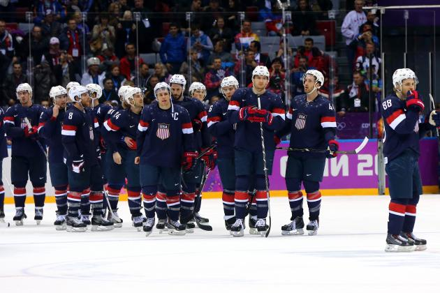 Team USA Loses 5-0 to Finland, Matching Worst Shutout Loss in US Olympic History