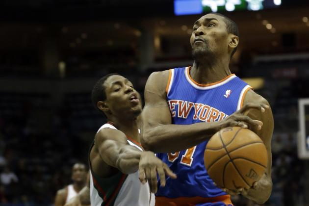 Why Are NY Knicks Buying Out Metta World Peace and Beno Udrih?