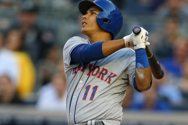 Ruben Tejada Trying to Prove He Gets It Now