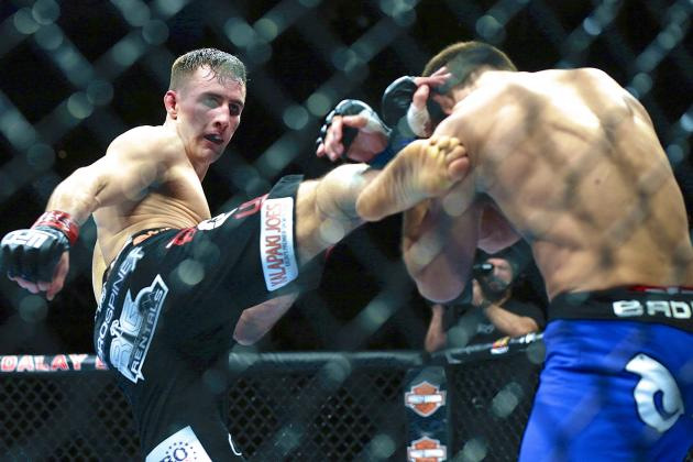Rory MacDonald vs. Demian Maia: What We Learned from UFC 170 Fight